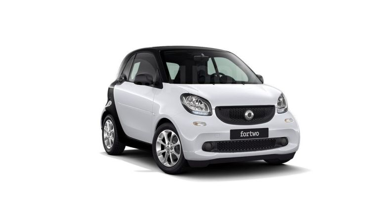 Smart Fortwo, 2018 год, 1 062 120 руб.