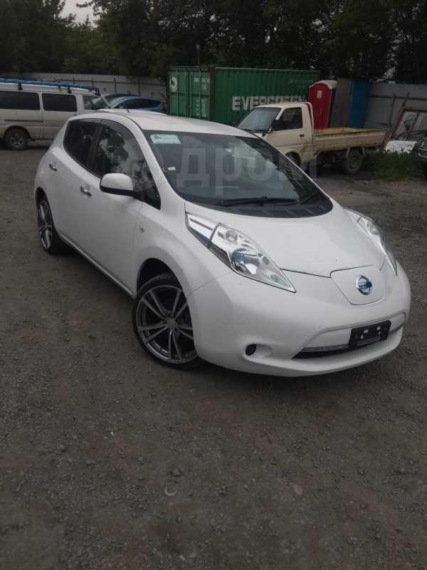Nissan Leaf, 2014 год, 520 000 руб.
