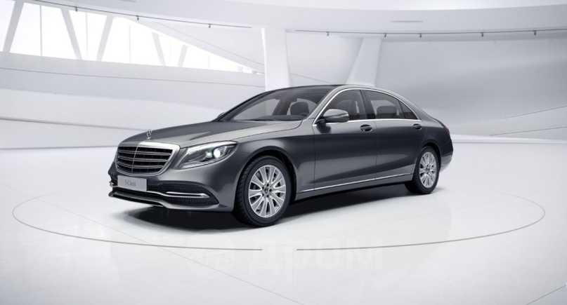 Mercedes-Benz S-Class, 2019 год, 8 721 000 руб.
