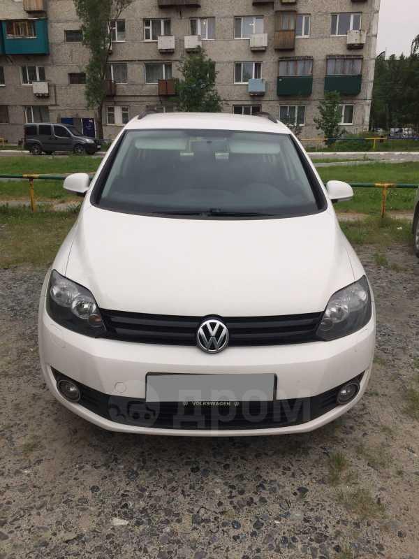 Volkswagen Golf Plus, 2010 год, 500 000 руб.