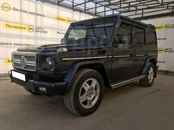 Mercedes-Benz G-Class, 2001 год, 1 260 000 руб.