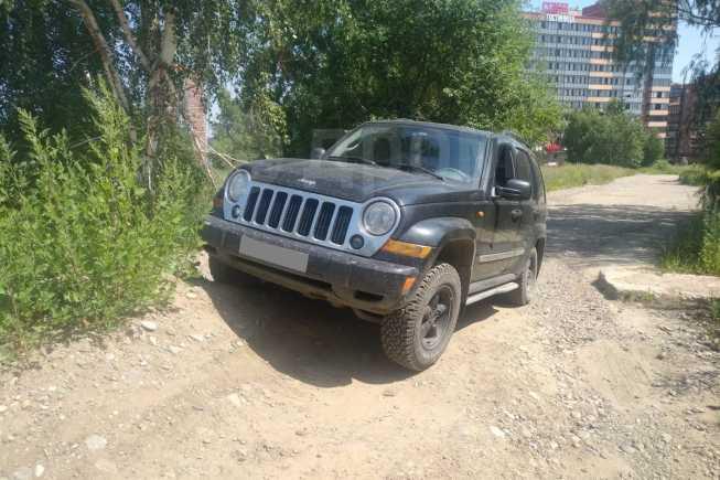 Jeep Cherokee, 2006 год, 650 000 руб.