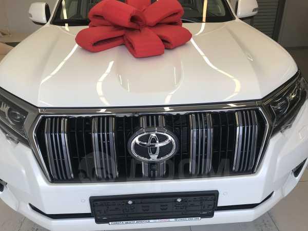 Toyota Land Cruiser Prado, 2018 год, 3 700 000 руб.