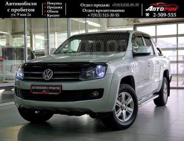 Volkswagen Amarok, 2013 год, 1 157 000 руб.