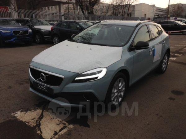 Volvo V40, 2019 год, 2 255 555 руб.
