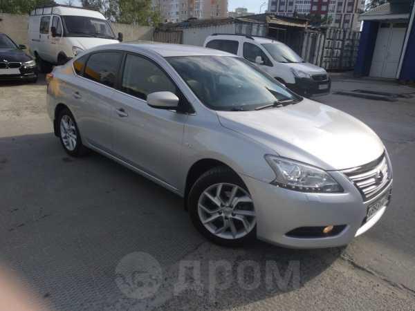 Nissan Sentra, 2014 год, 710 000 руб.