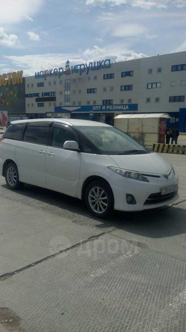 Toyota Estima, 2010 год, 600 000 руб.