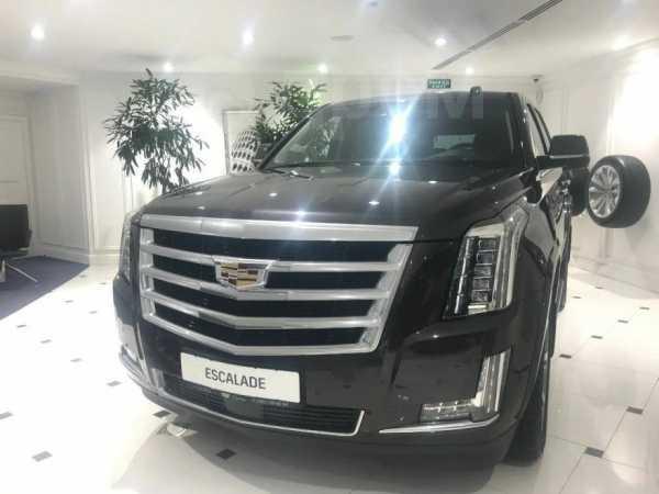 Cadillac Escalade, 2019 год, 5 879 900 руб.