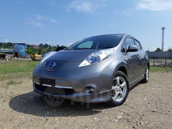 Nissan Leaf, 2013 год, 659 000 руб.