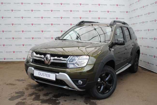 Renault Duster, 2019 год, 1 104 970 руб.