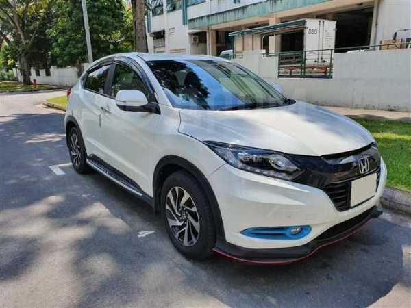 Honda Vezel, 2017 год, 714 000 руб.