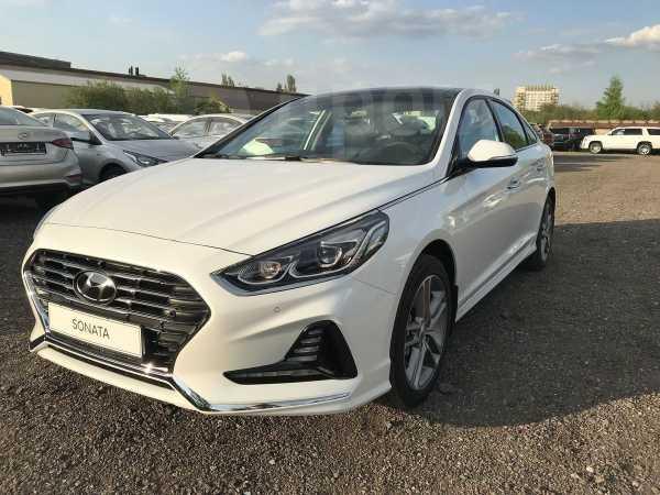 Hyundai Sonata, 2019 год, 1 915 000 руб.