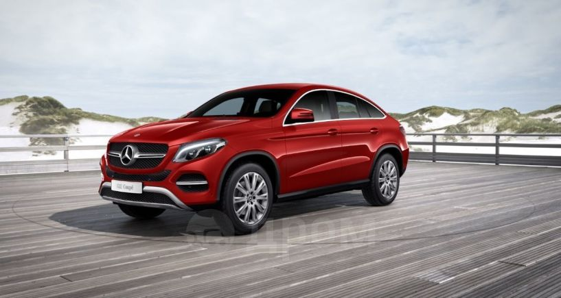 Mercedes-Benz GLE Coupe, 2019 год, 6 753 130 руб.