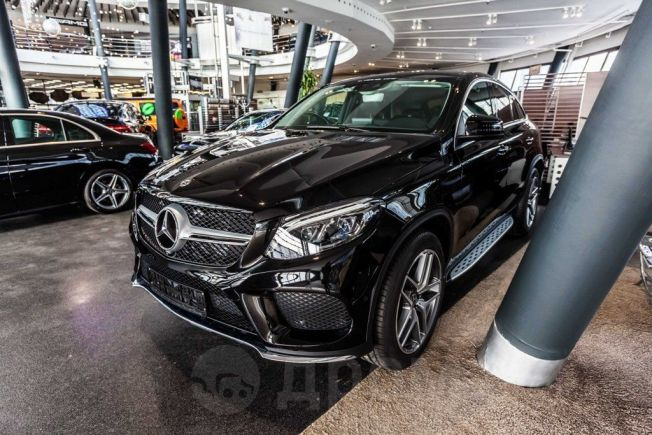 Mercedes-Benz GLE Coupe, 2019 год, 7 201 500 руб.