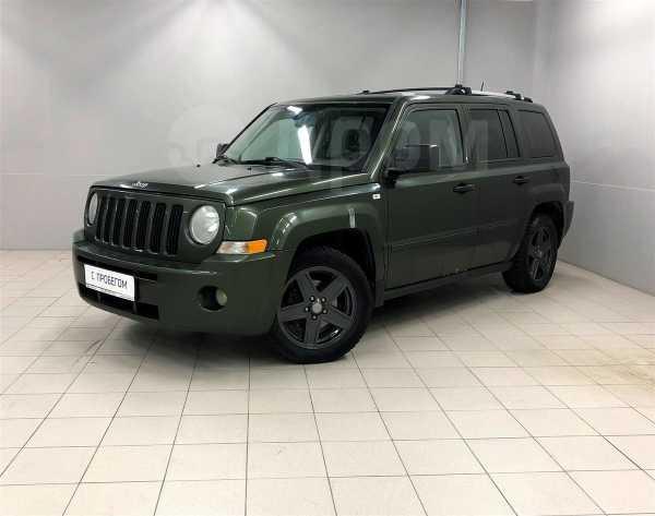Jeep Patriot, 2007 год, 415 000 руб.