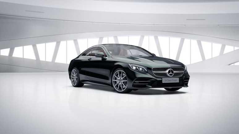 Mercedes-Benz S-Class, 2019 год, 11 000 000 руб.