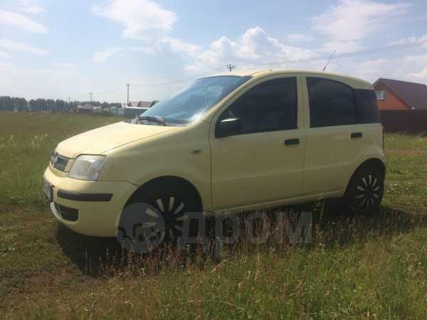 Fiat Panda, 2008 год, 180 000 руб.