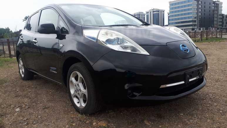 Nissan Leaf, 2011 год, 489 000 руб.