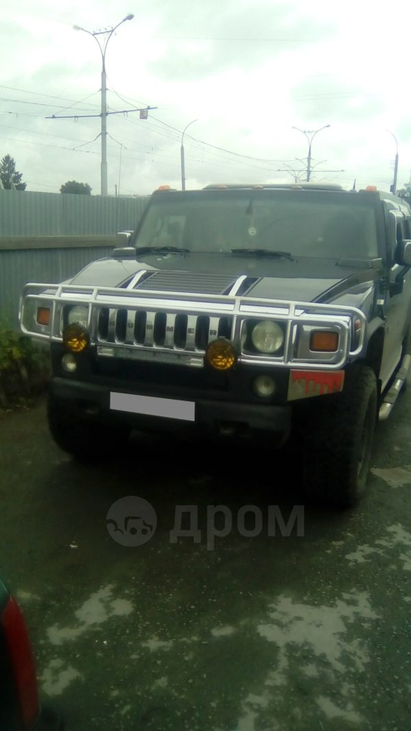Hummer H2, 2004 год, 1 180 000 руб.