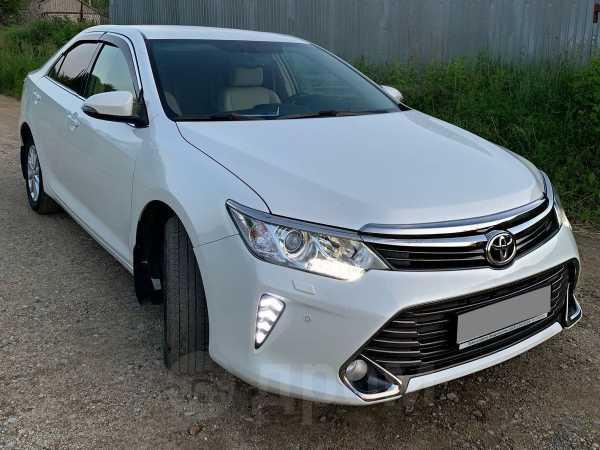 Toyota Camry, 2015 год, 1 590 000 руб.