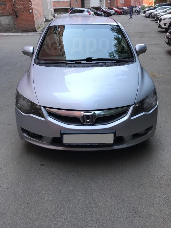 Honda Civic, 2009 год, 560 000 руб.