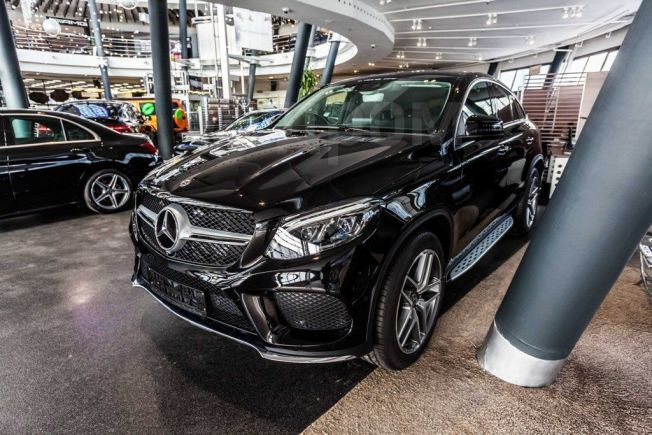 Mercedes-Benz GLE Coupe, 2019 год, 6 366 300 руб.