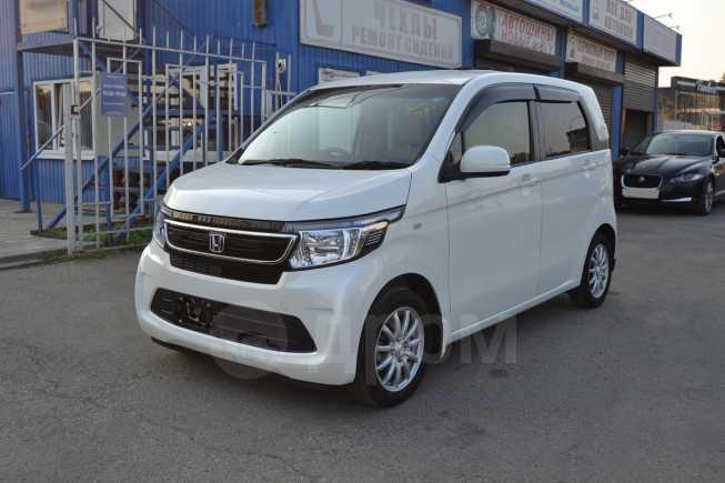 Honda N-WGN, 2015 год, 499 000 руб.