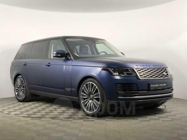 Land Rover Range Rover, 2019 год, 9 556 000 руб.