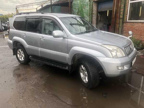 Toyota Land Cruiser Prado, 2004 год, 700 000 руб.
