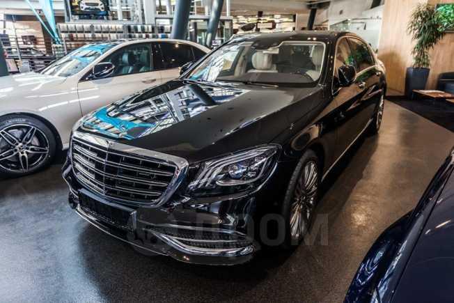 Mercedes-Benz S-Class, 2019 год, 14 814 390 руб.