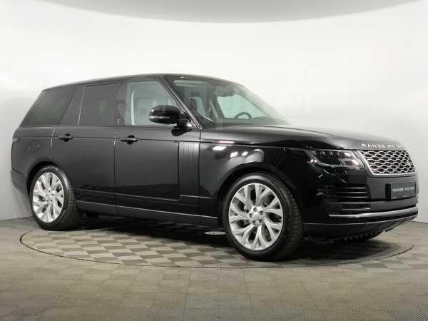 Land Rover Range Rover, 2019 год, 8 508 000 руб.