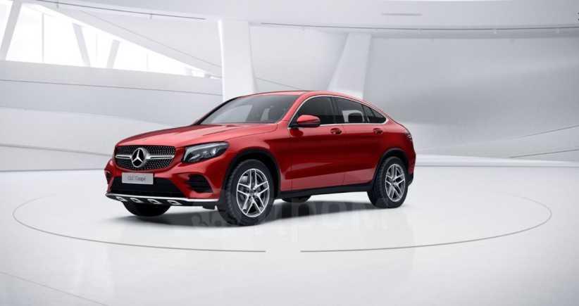 Mercedes-Benz GLC Coupe, 2019 год, 3 577 544 руб.