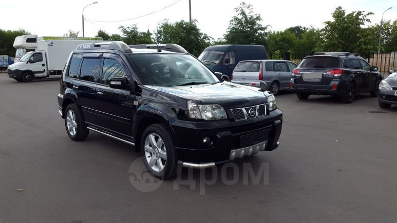 Nissan X-Trail, 2001 год, 550 000 руб.