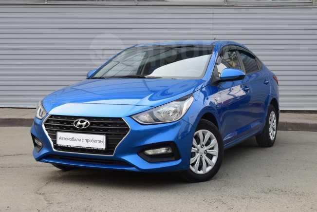 Hyundai Solaris, 2017 год, 680 000 руб.