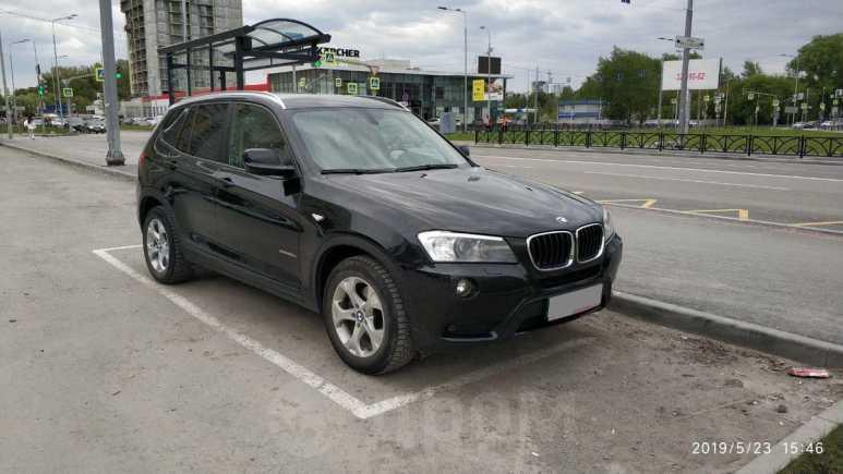 BMW X3, 2014 год, 1 290 000 руб.