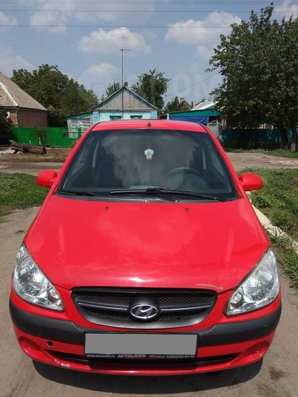 Hyundai Getz, 2005 год, 140 000 руб.