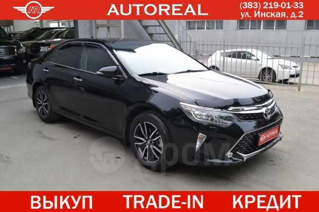Toyota Camry, 2018 год, 1 595 000 руб.