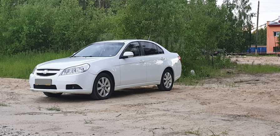 Chevrolet Epica, 2011 год, 490 000 руб.