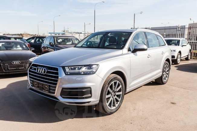Audi Q7, 2019 год, 4 762 942 руб.