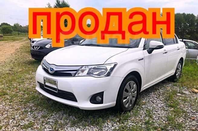 Toyota Corolla Axio, 2015 год, 685 000 руб.
