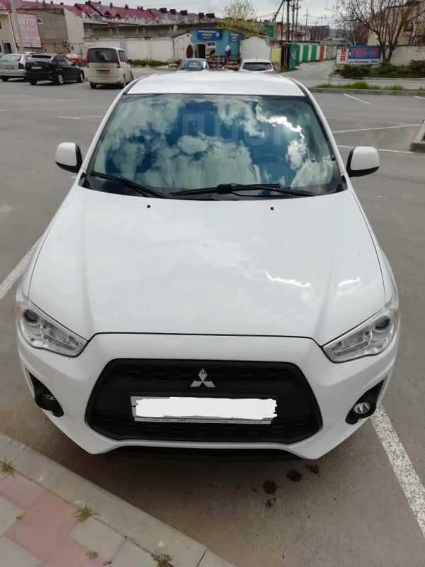 Mitsubishi ASX, 2013 год, 765 000 руб.