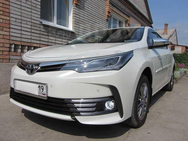 Toyota Corolla, 2017 год, 1 480 000 руб.