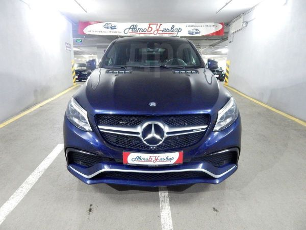 Mercedes-Benz GLE Coupe, 2015 год, 4 500 000 руб.