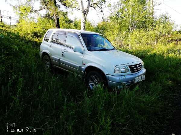 Suzuki Escudo, 2000 год, 520 000 руб.