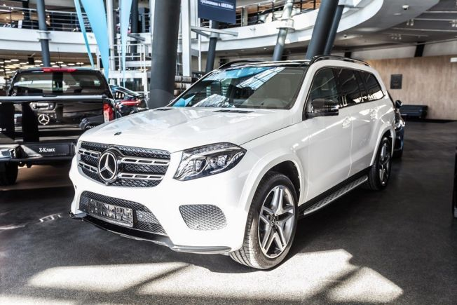 Mercedes-Benz GLS-Class, 2019 год, 5 530 735 руб.