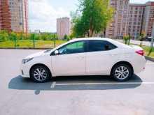Ижевск Corolla FX 2014