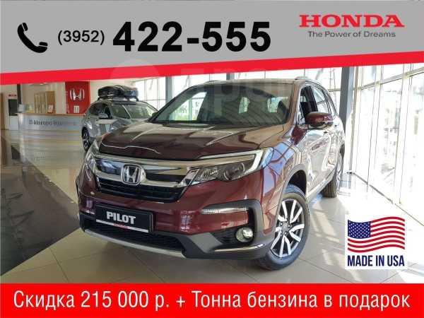 Honda Pilot, 2019 год, 3 599 900 руб.