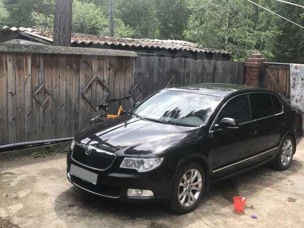 Skoda Superb, 2008 год, 520 000 руб.