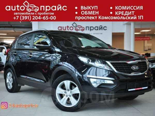 Kia Sportage, 2013 год, 945 000 руб.