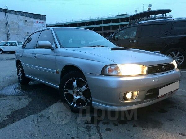 Subaru Legacy, 1994 год, 220 000 руб.